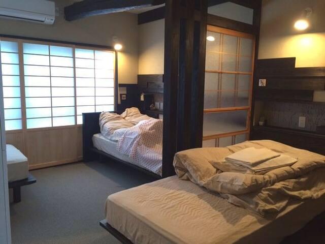 ゲストハウス 山川海 - Saijo