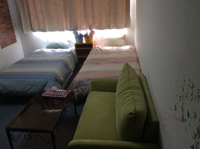 located 1 minute walk from Kintetsu Ikoma station. - Ikoma - Apartamento