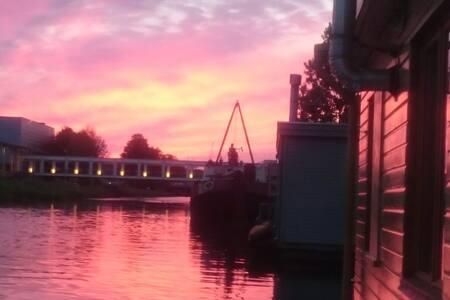 Romantische en gezellige woonboot! - Utrecht - Boot