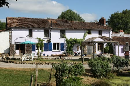 Farmhouse gite (sleeps 4-6)