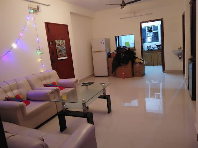 Home away from home in the heart of RT NAGAR