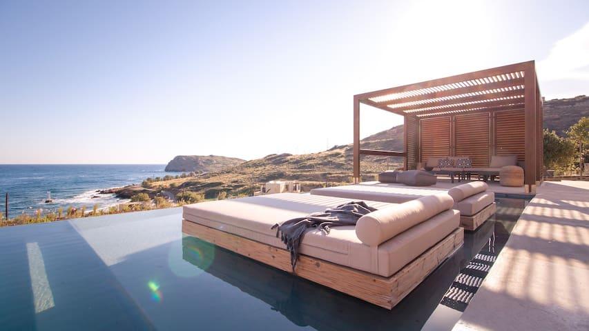 """""""Nuez Villas"""" Two Storey Villa with a Sea View"""
