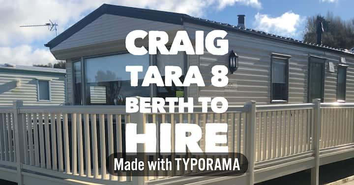 Craig Tara Eight Berth to Hire
