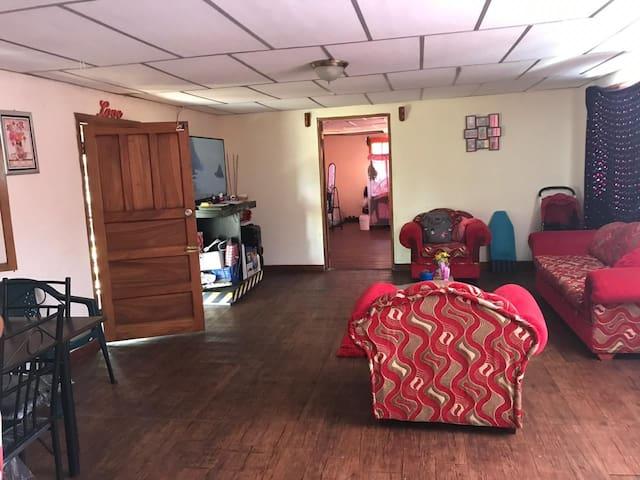 Alquilo apartamento en bugaba chiriqui