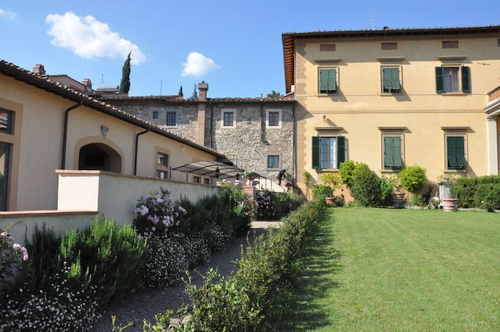 La casa del casiere. The lodge keeper's house. - Bagno a Ripoli