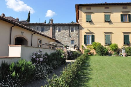 La casa del casiere. The lodge keeper's house. - Bagno a Ripoli - Apartamento