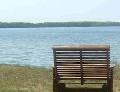 Sandy Lakeshores Lac Courte Oreilles in Hayward WI