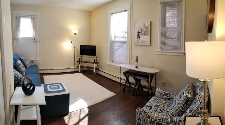 Studio getaway right by Yale - EXPERTLY SANITIZED