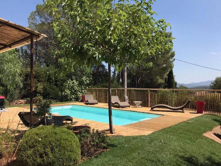 LA TARADEL - Comfortable villa 120 m² + Pool