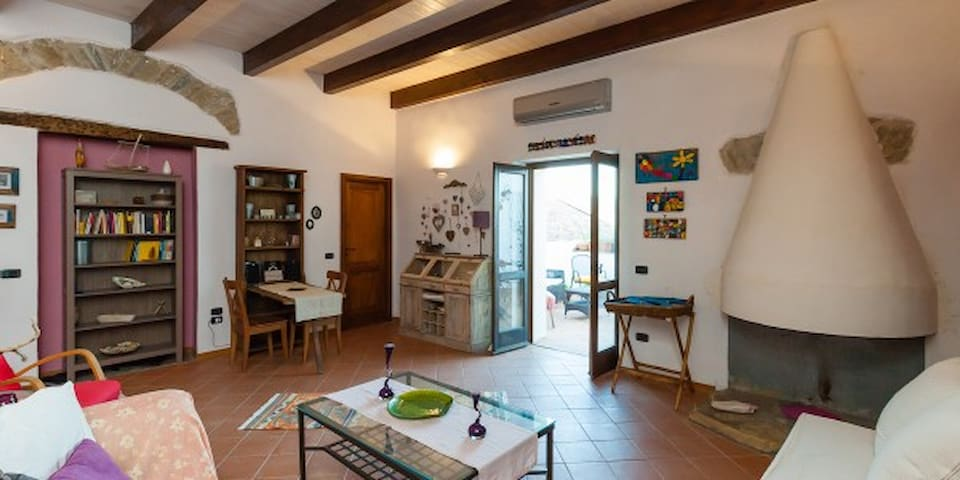 "3 bedrooms accomodation  ""Quarto da Ana"" - Castellabate - Hus"