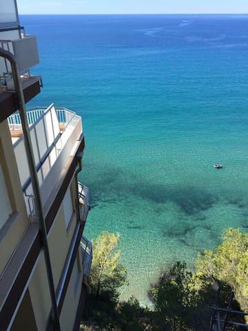 Unforgettable sea view - Ventimiglia  - Byt
