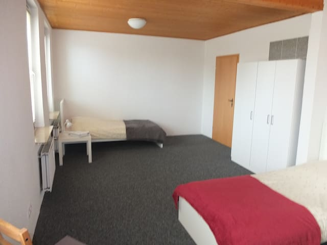 3-Bett-Messe-Apartment Barnten (No 2) - Nordstemmen - Dom