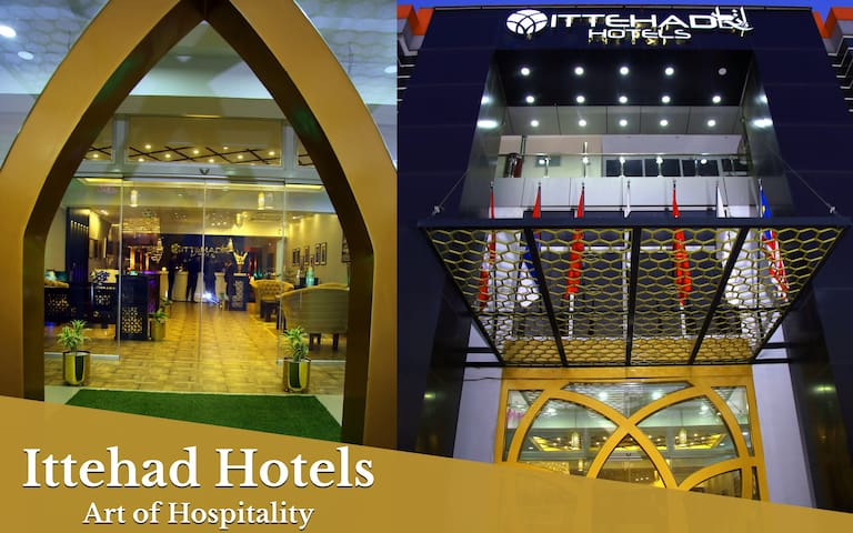Ittehad Hotels, An art of hospitality