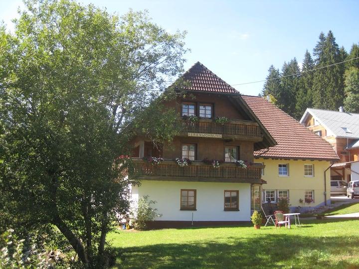 Ferienwohnung im Süd-Schwarzwald, Augustinerhof