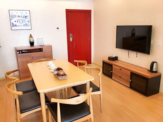 遇见云美海景度假公寓家庭套房 - Dali - Condominium