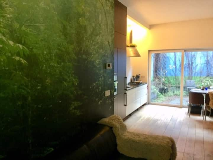 Cosy town house near Ghent