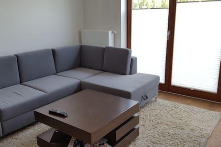 Lux flat for 3 - 克拉科夫 - 公寓