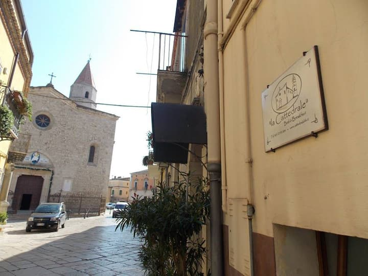 "Bed and Breakfast  ""La Cattedrale"" - Venosa"