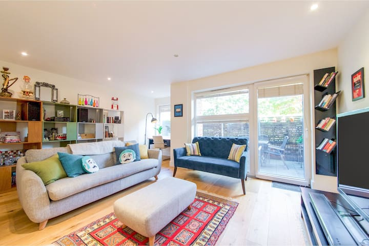Beautiful Apartment Close to Centre of London