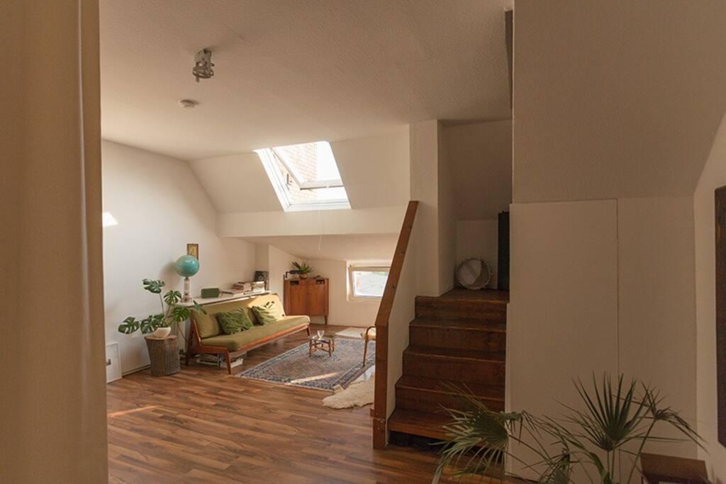Wohnzimmer /living room