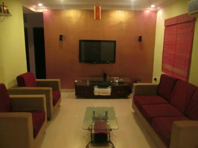 2 bhk flat in calangute - Goa - Apartamento