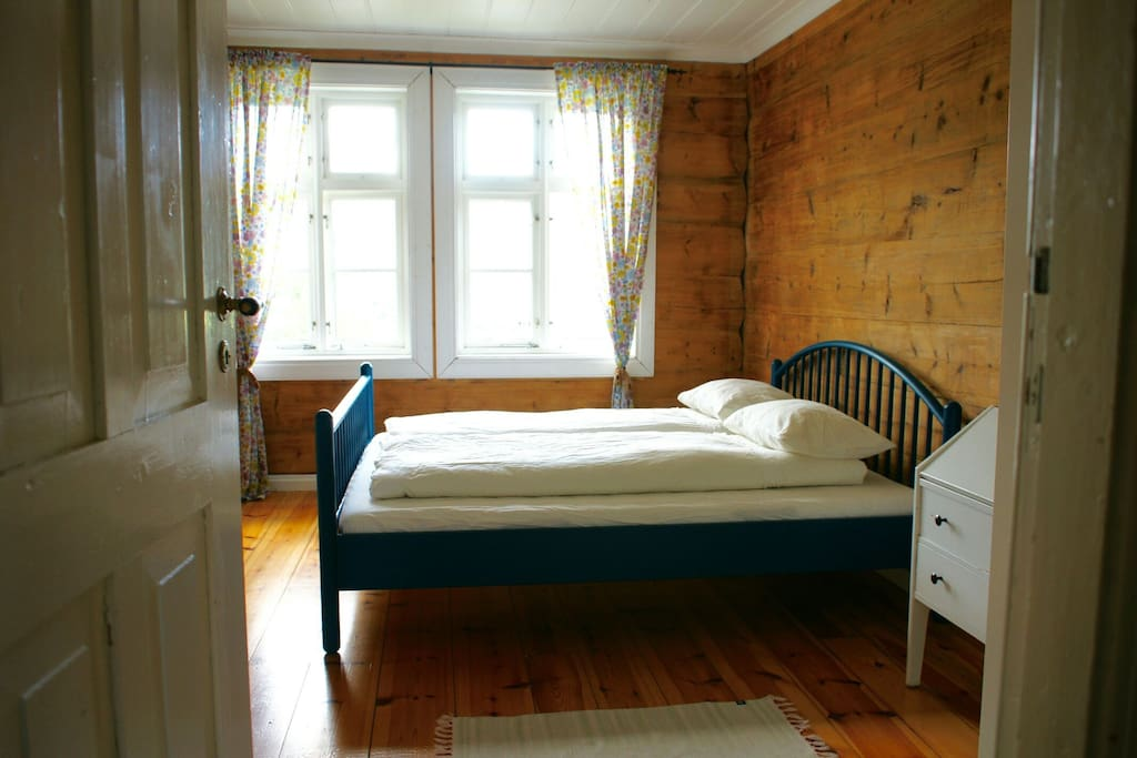 The Fjord room: with a spectacular view of the fjord and mountains