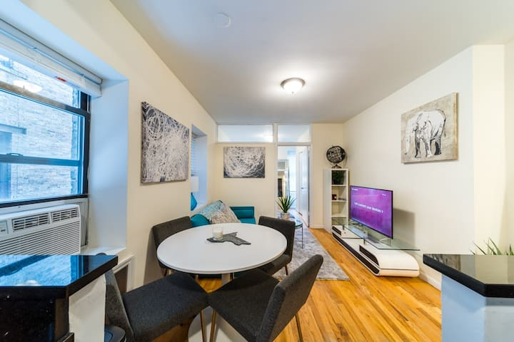 upper  west side two bedroom spacious apartment
