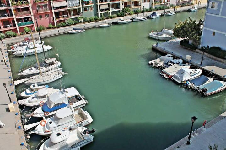 port saplaya - Port Sa Platja - Appartement