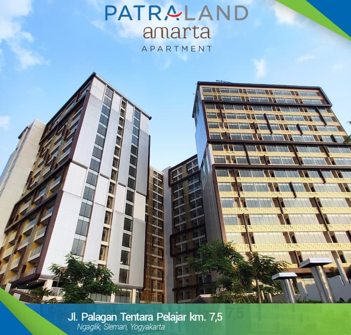 Top Floor Amarta Apartment on Palagan street