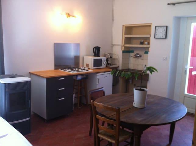 studio au pied du Ventoux - Malaucène - Huoneisto