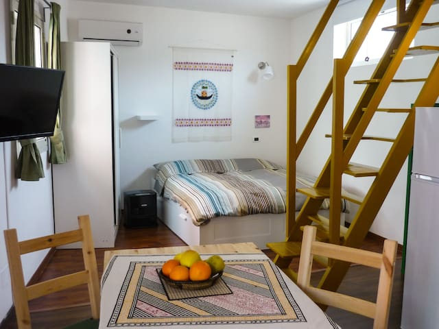 Mini house with panoramic view Old town center - Modica - Ev