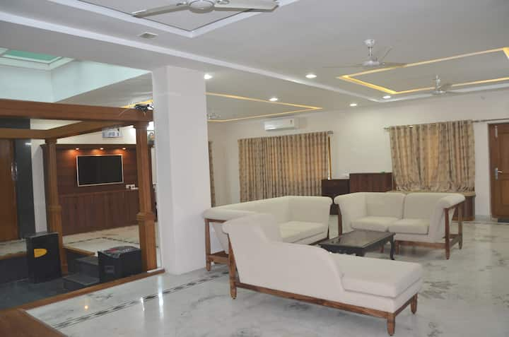 Aravi Halls Ground Floor Function Hall