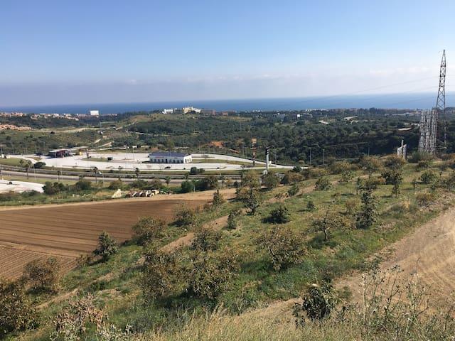 Casa Rural con Magníficas Vistas - Marbella - Hus