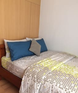 Cozy Fully Furnished Condo in QC - Quezon City
