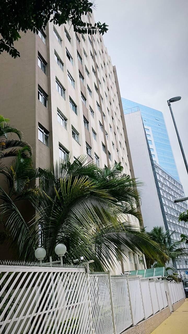 Apartamento no coração de São Paulo , bela Vista