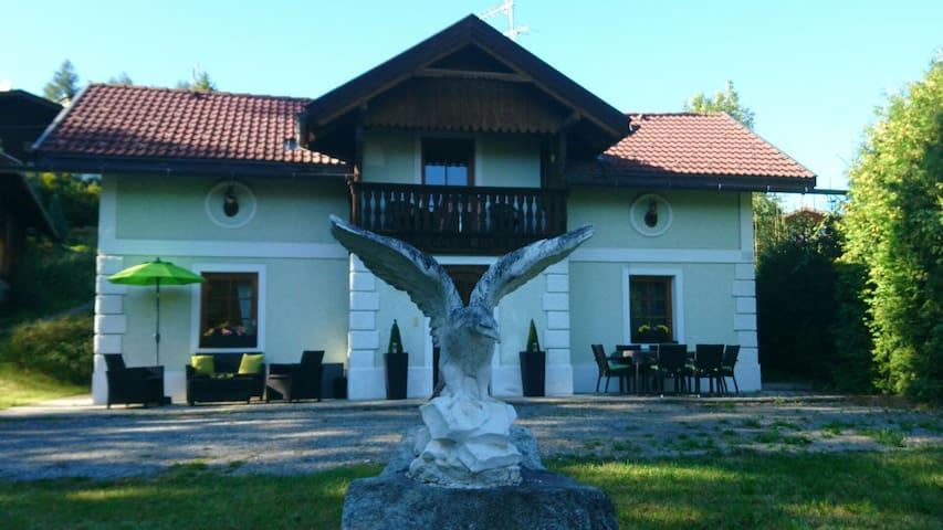Tolle Ferienwohnung mit Terasse - Reith bei Seefeld - Byt
