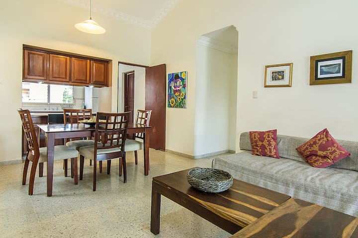 Apartment by Mirador Sur Park, Bella Vista, DN