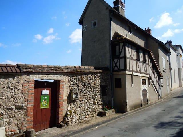 La maison du Guetteur - Sancerre - Dům