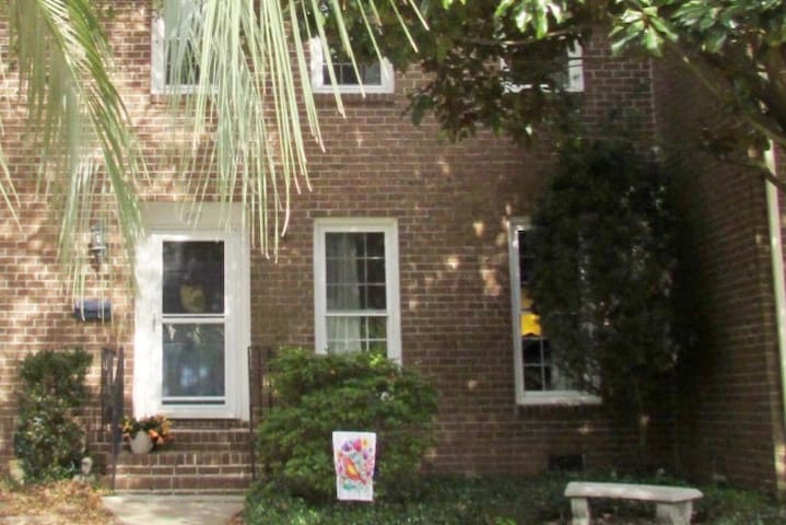 The perfect townhouse in old Mount Pleasant!!!