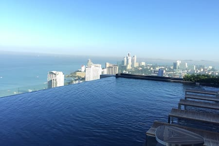 Sea view cozy 1BD CentricPattaya. - Pattaya