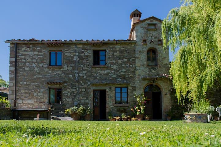 Agriturismo Montecorboli - Vino Apartment