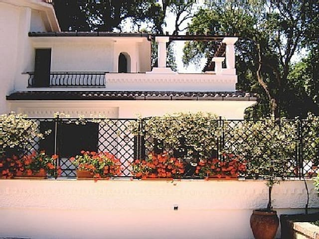 Chic Italian Beach Villa,Sabaudia Beach, Near Rome,sleeps, 9 - Sabaudia - Dom