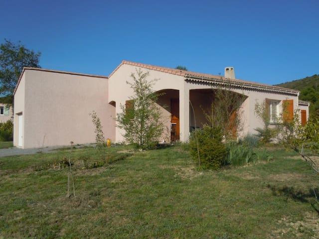 Maison Ardéchoise parfaite pour le tourisme - Villeneuve-de-Berg - House