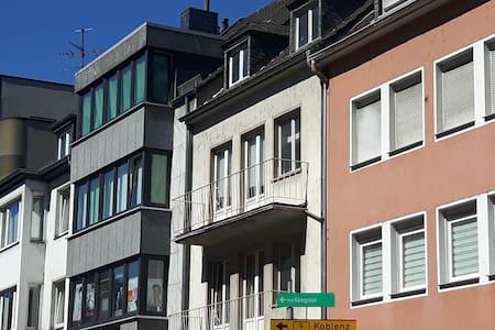 Dachstudio in Bonn Centrum / Rhein - Bonn - Apartment