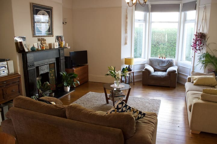 Beautiful period house close to beach - Whitley Bay - Дом