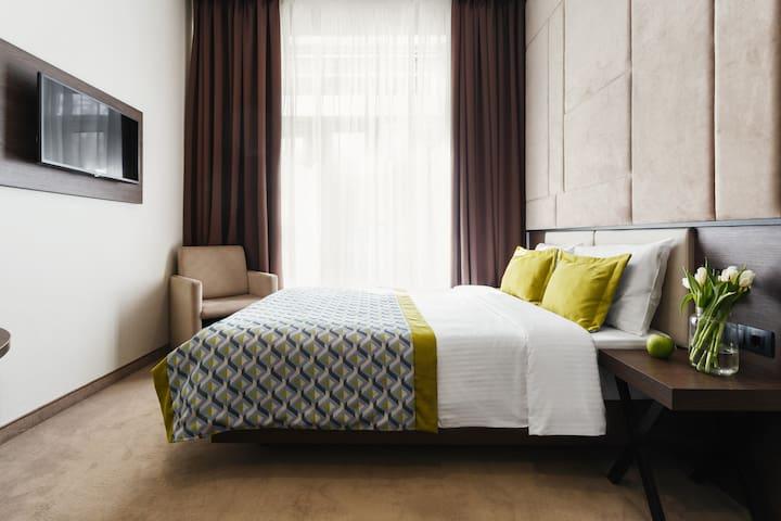 Standard room - Bossfor Hotel