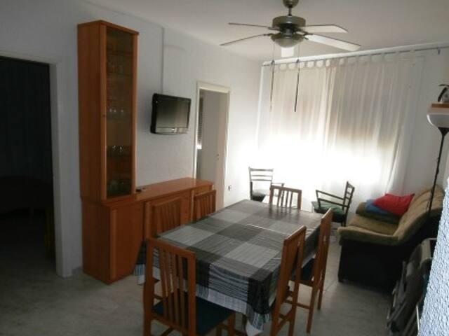 ALTAFULLA  PLANTA BAIXA APARTAMENT, 50 Mt. PLATJA - Altafulla - Appartement en résidence