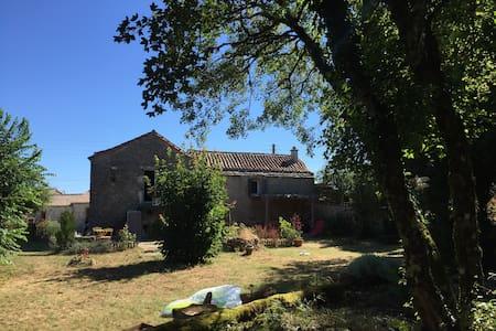 Location gîte authentique. - Saint-Félix-de-l'Héras - House - 1