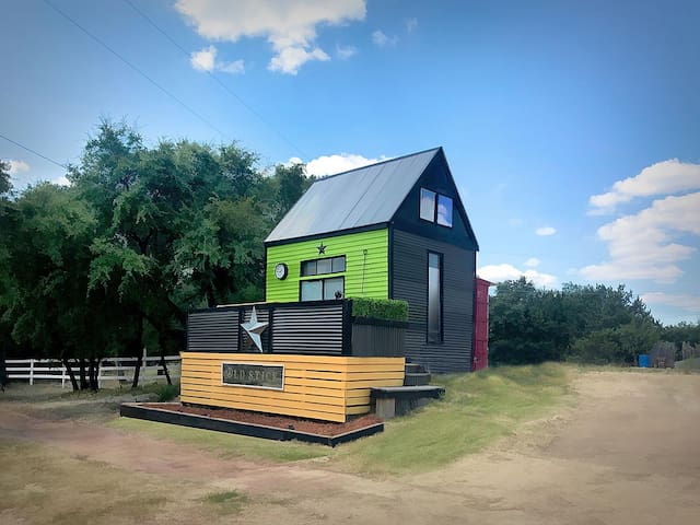 Curious About Tiny Homes? Come for a Stay