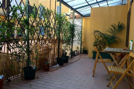 Charming one bed flat for 2 guests - Milan